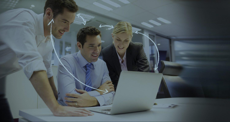 Sua equipe informada, integrada e motivada