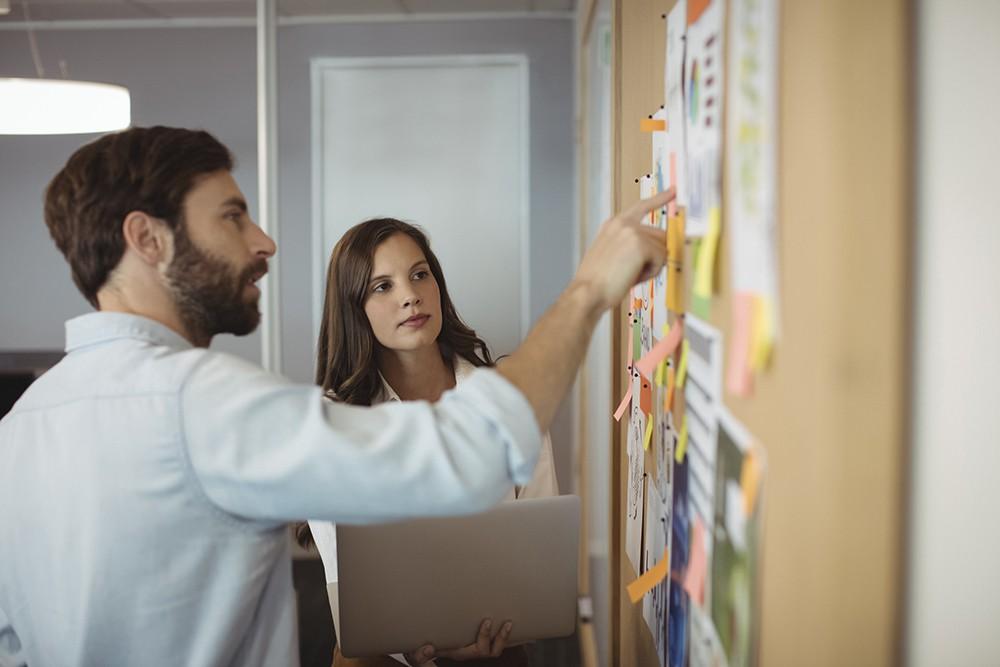 É possível identificar se uma empresa trabalha ou não a gestão de marca?